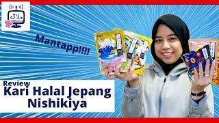 Review Kari Jepang Halal : Nishikiya