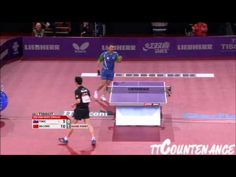 WTTC: Ma Long-Bojan Tokic