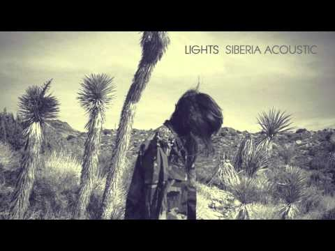 Toes (Siberia Acoustic) - LIGHTS (HQ)