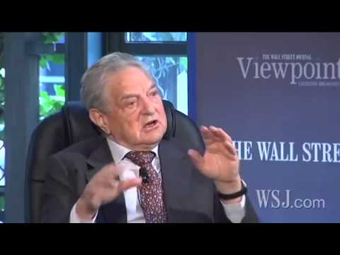 George Soros VS Alan Murray For The Wall Street Prediction 2015
