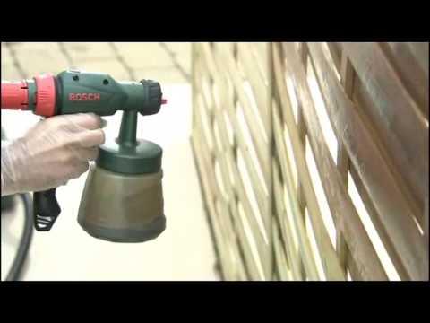 Bosch pistola per vernici a spruzzo PFS 105