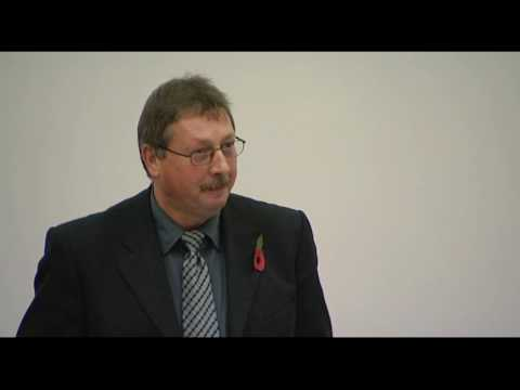 Weather Action's 'Climate Fools Day' Sammy Wilson Part 1