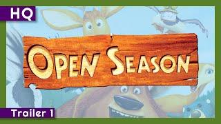 Open Season (2006) Trailer 1