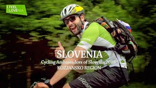 Meet SLOVENIA's New Cycling Ambassador !