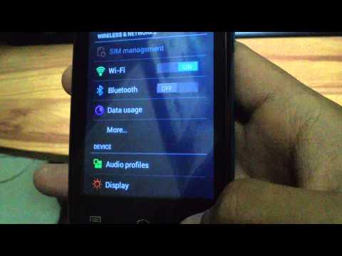 MyPhone Agua Rain 2G PERFORMANCE