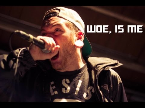 Woe Is Me - Nothing Left To Lose
