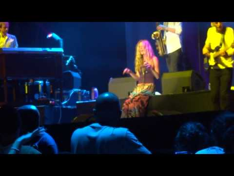"Joss Stone at ""Blended"" Dubai Media City Amphitheatre - 1 May 2014"