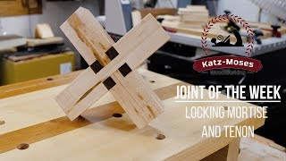 Japanese Castle/Shiro Joint - Joint of the Week (Furniture/Timber Framing)