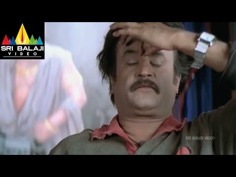 Chandramukhi Movie Chandramukhi Warning to Rajinikanth Scene