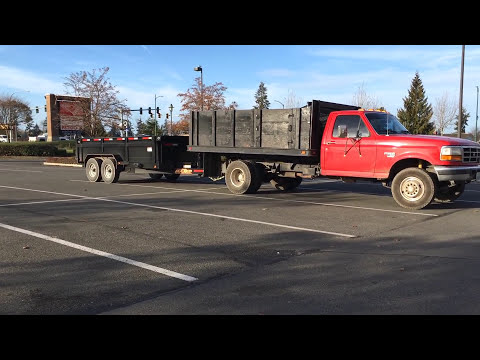 Using The New Dump Trailer | RSWAL Ep. 16