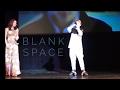 MattyB and Brooke Adee - Blank Space (Live in Boston)