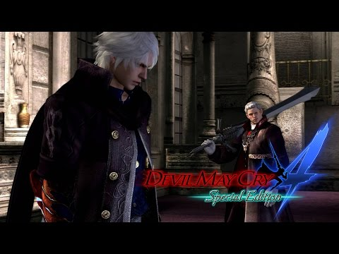 Devil May Cry 4 Special Edition - Nero Combat Introduction
