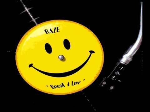 RAZE - Break 4 Love (1988).
