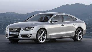 Ауди А5 Audi A5 отзыв обзор владельца