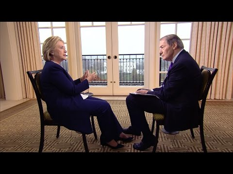 Hillary Clinton: We're not putting troops into Syria (Dec. 1, 2015) | Charlie Rose