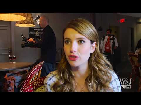 Emma Roberts Brings 'Adult World' to Tribeca