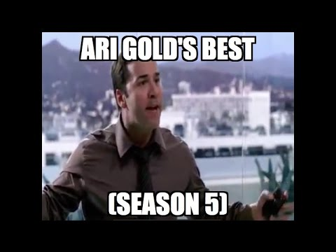 Entourage - Ari Gold's Best (Season 5) Video