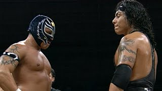 Lucha action from Mysterio, Konnan in rare Hidden Gem from 1999 (WWE Network)