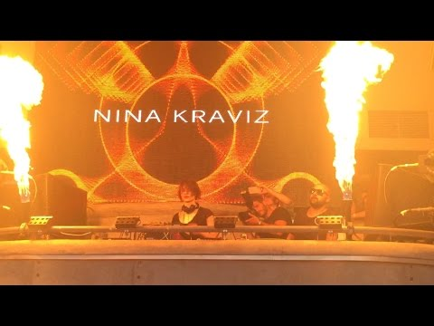 Nina Kraviz at Cavo Paradiso Mykonos 2015