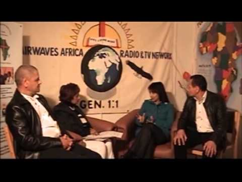 Airwaves Africa Radio & TV Networks - Avril Interviews Pastor Louis Campbell Part 4