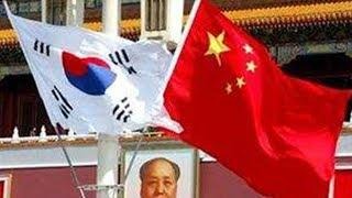 South Korean President Moon Jae-in in China