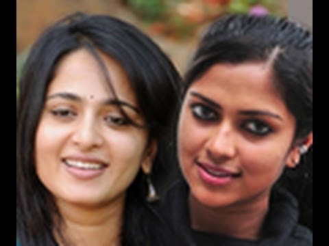 Anushka and Amala Paul lost it