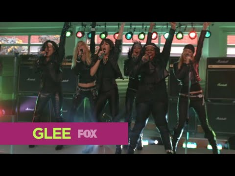 Glee Cast - Start Me Up Livin On A Prayer