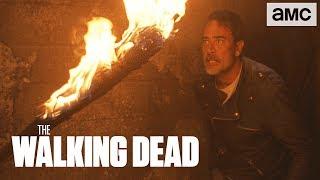 'Rick vs Negan' Talked About Scene Ep. 812 | The Walking Dead