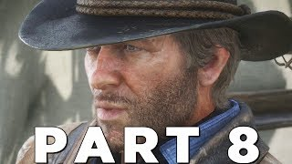RED DEAD REDEMPTION 2 Walkthrough Gameplay Part 8 - LENNY (RDR2)