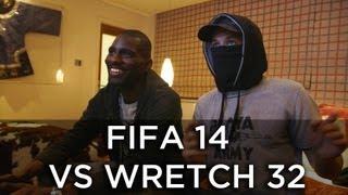 FIFA 14: Wretch 32 v Fifa Playa