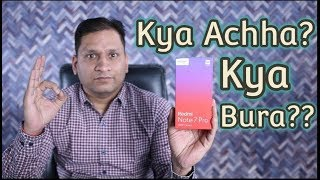 Redmi Note 7 Pro Full n Final Review with Facts