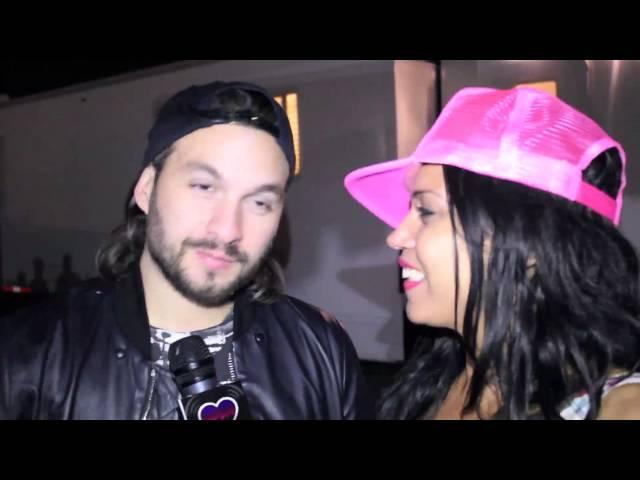 Steve Angello Interview   Love this City TV    VELD MUSIC FESTIVAL - Toronto