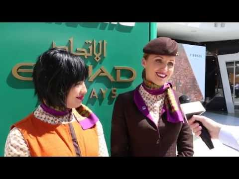 Breaking Travel News investigates: Etihad Airways welcomes guests to Expo Milan 2015