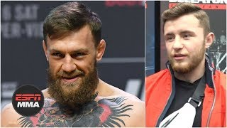 James Gallagher: Conor McGregor should stay retired unless he gets what he deserves | ESPN MMA