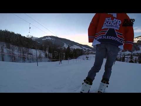 Sled Dogs - Новый тренд на лыжных склонах