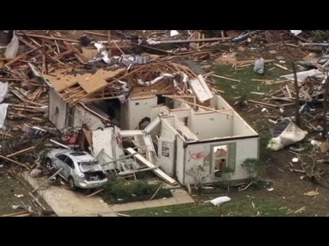 Texas Tornado Video 2013: Northern Texas Hit By 16 Tornadoes; More Expected