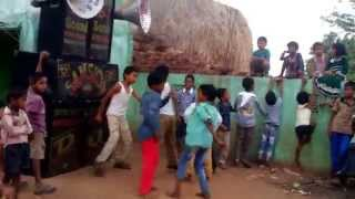 Village marraige funny dance by kids