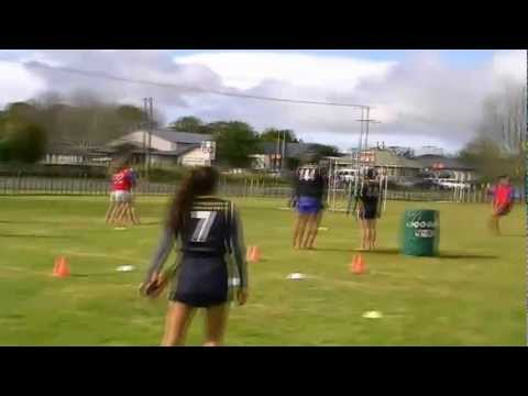 Northland Secondary Schools Ki-o-Rahi Tournament