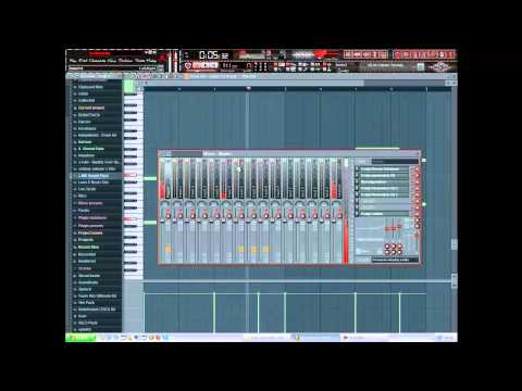 *CRAZY*How To Make The HARDEST Trap Beat LmdOnTheTrack Tutorial NEW 2012 W/Sound Kit HD