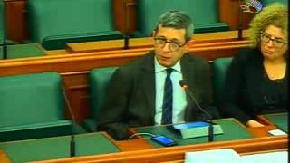 Intervento in Commissione Giustizia su carceri, garante dei detenuti, indulto e amnistia