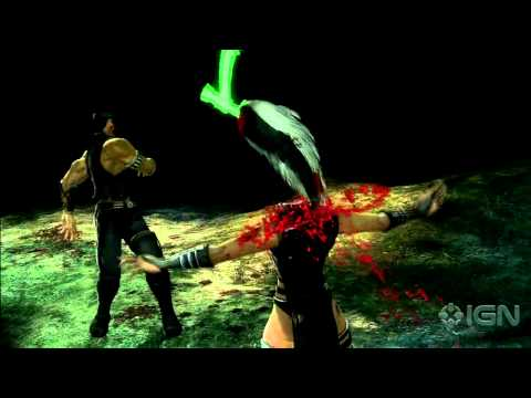Mortal Kombat: Nightwolf Fatalities Music Videos