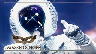 Tears In Heaven - Eric Clapton | Astronaut Performance | The Masked Singer | ProSieben