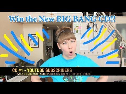 Big Bang tonight video
