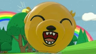 LEGO Dimensions - Jake the Dog Gameplay (Adventure Time Gameplay)