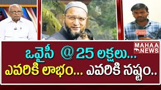 Asaduddin Owaisi Controversial Comments on Congress Party | IVR Analysis #2