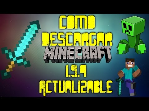 Como Descargar E Instalar Minecraft 1.8.4 Pc Full