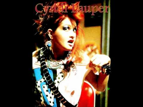 Cyndi Lauper Hey Now Cyndi Lauper Hey Now Girls