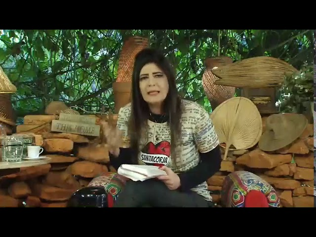 A força e voluntariado de Marina Silva. - Adriana D'Araújo