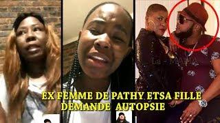 Triste: La Fille De Pathy Luboya Et Sa Mère S'attaque A Blandine Et Demande La Justice Et Tout Le Pr