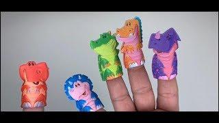 Finger Family Daddy Finger Nursery Rhymes Dinosaur Family Funny Finger Family Songs For Kids Songs